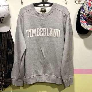 🚚 Timberland 大學T 文字刺繡 L號