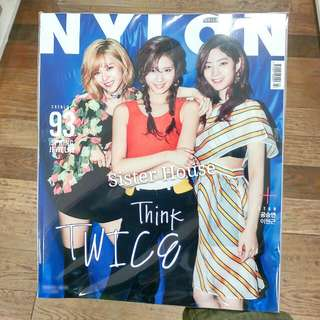 🇰🇷Nylon Twice March Magazine 三月