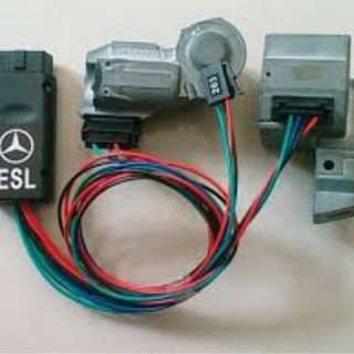 Mercedes Benz OBD unlock ESL unlock the instrument