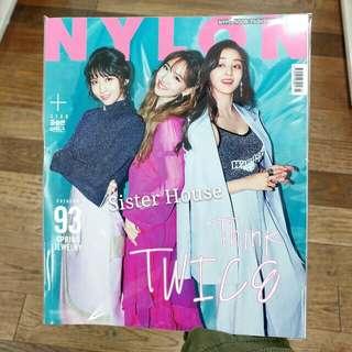 🇰🇷Nylon Twice March Magazine 三月號
