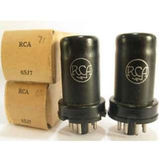 RCA 6SJ7 (NOS) Tube