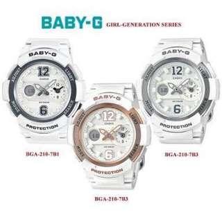 Baby-G BGA-210