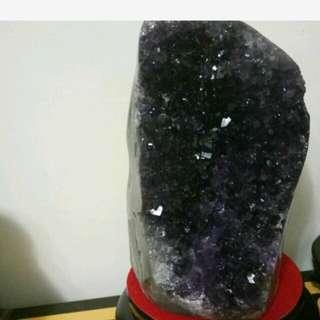 🚚 開運紫晶洞