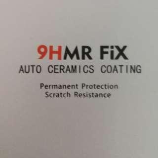 Authentic 9HMR FiX Auto Ceramics Coating