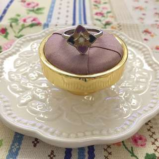 日本幻彩石戒指