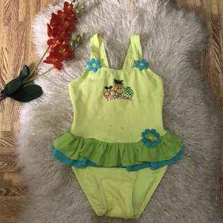 Swimwear fits to 3-6 years old/contact #09956396640
