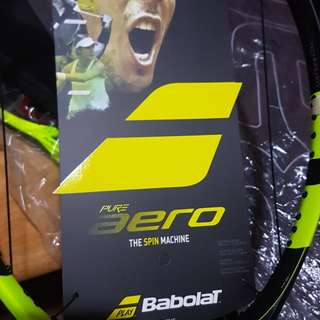 BN Sealed Babolat Pure Aero Nadal Tennis Racket