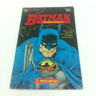 Batman No.10 - Misurind tahun 1992