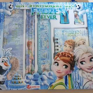 #BRAND NEW# FROZEN Stationery (8-in-one)