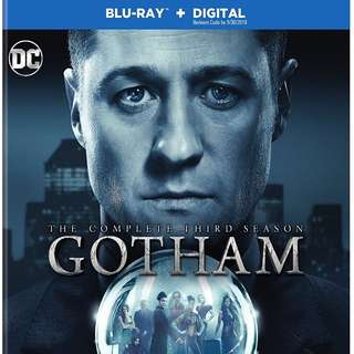 Gotham Complete Season 3 Bluray set | 4 discs