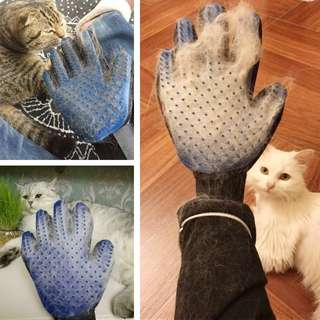 Cheapest Grooming Glove Free One Food Bowl for Self Collect Or Free Postage (one pair $12)