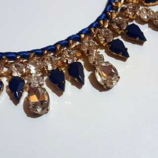 Evening Glam Necklace (Egyptian style)