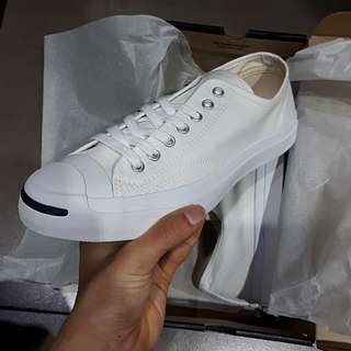 Converse Jack Purcell Leather & Canvas Available