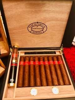 愛古巴限量雪茄收藏品
