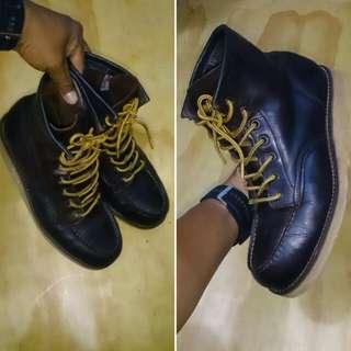 Scorpion U.S.A Clasic Moc Boots Original