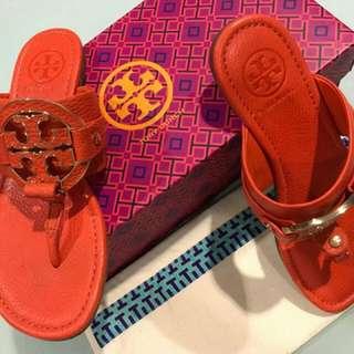 TB sandals