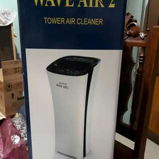 Wave Air 2 Tower Cleaner