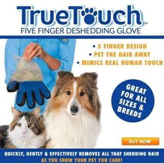 Cheapest Magic Glove For Grooming one pair for $12 (Free Postage or free food BOWL for Self collection)