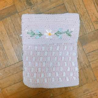 Knitted Sling Pouch