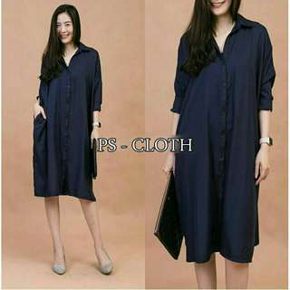 Dress bigsize manggo