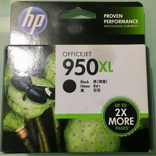 HP Officejet 950XL Black Cartridge