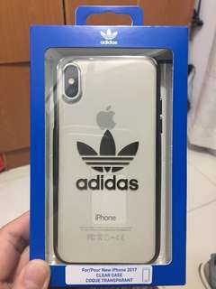 Adidas Originals Case for Iphone X