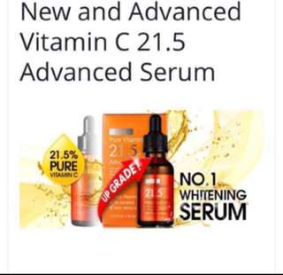 [Ready Stocks] - Wishtrend Pure VitaminC21.5 Advanced Serum 30ml