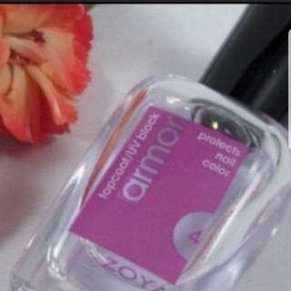 Zoya Topcoat/UV Block