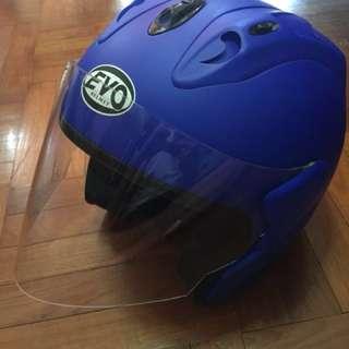 EVO Helmet(matte blue)