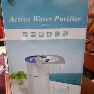 Active Water Purifier