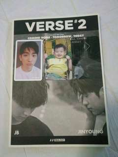 GOT7 Verse2 (Today ver)