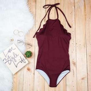 Scallop Bathing Suit