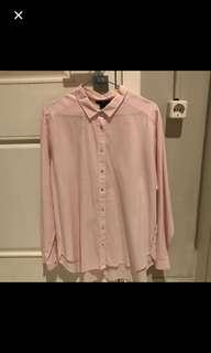 Stripe shirt h&m