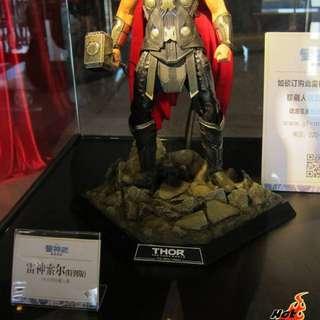 雷神 Thor hottoys mms225 地台 全港限量 300隻 1/6 figure
