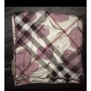 AUTHENTIC BURBERRY SCARF silk