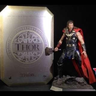 雷神 Thor hottoys mms225 吉盒 全港限量 300隻 1/6 figure