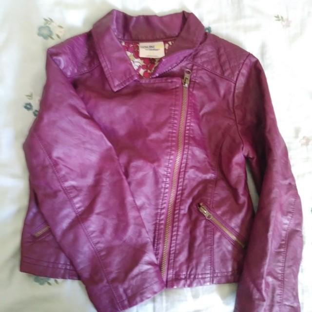 5t girl's jacket