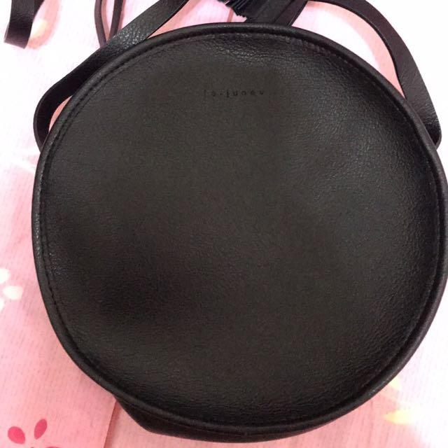 韓國購回圓形包包