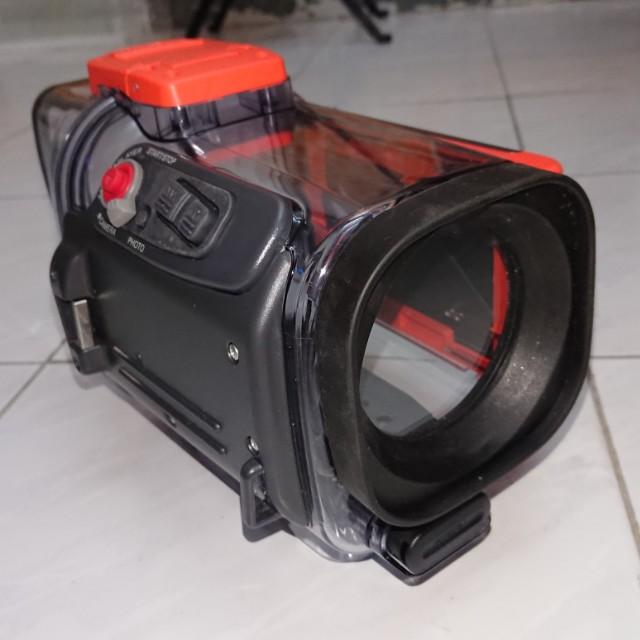 攝錄機潛水殼