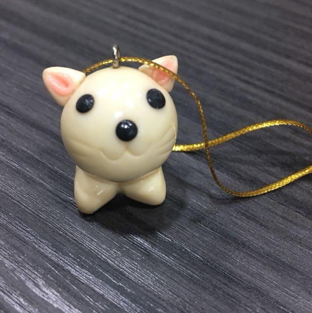 貓咪小吊飾