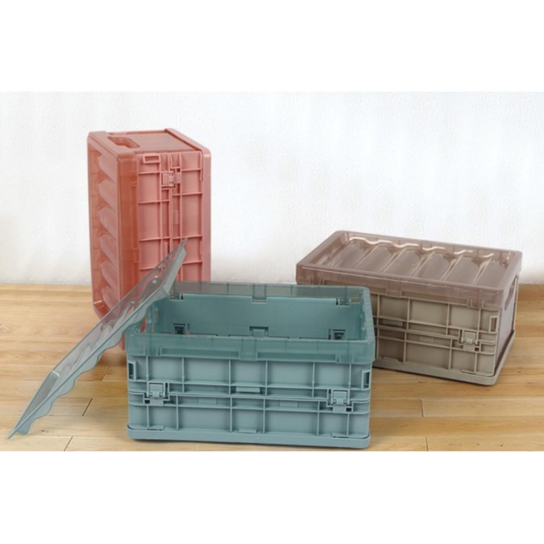摺疊收納箱