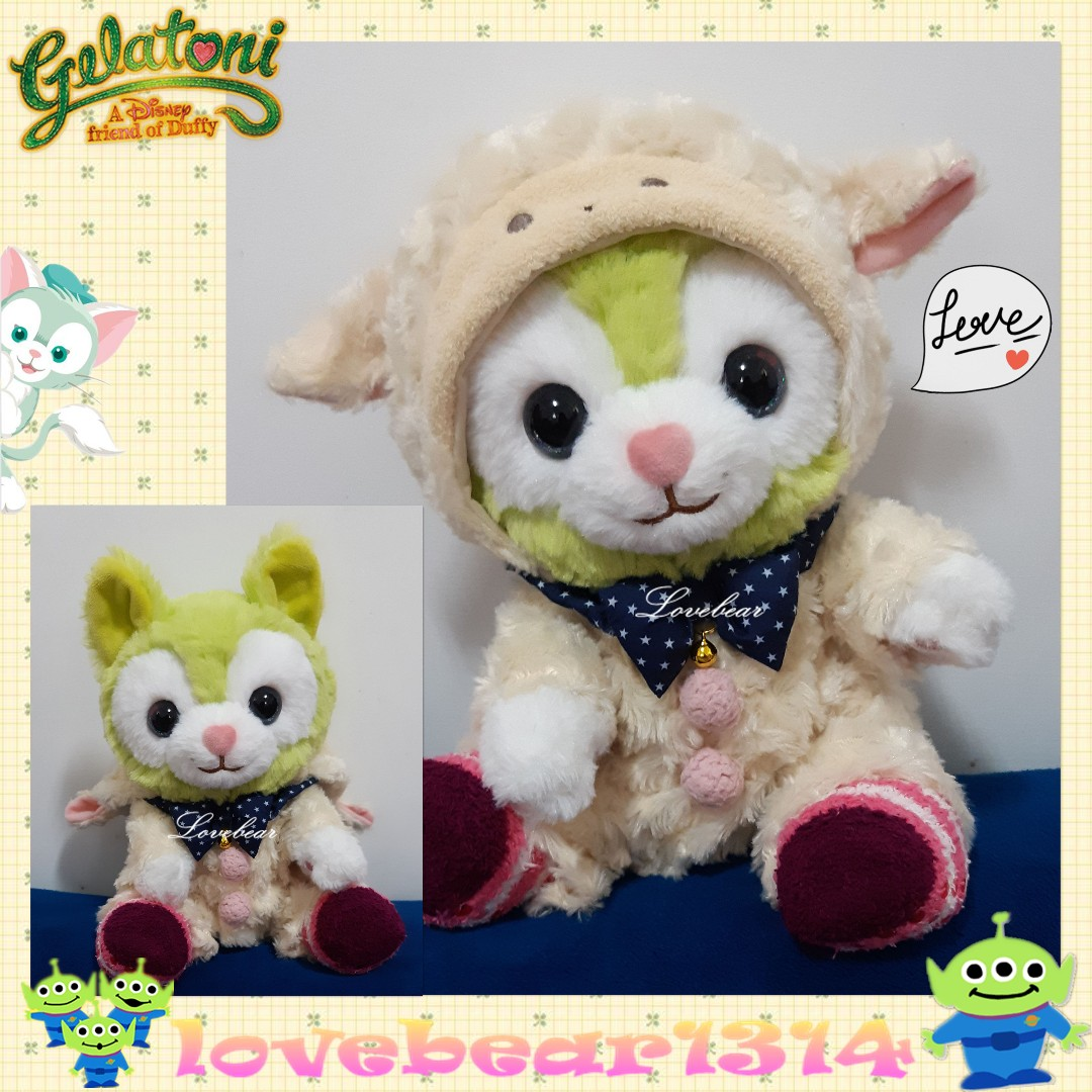 《展示-仿貓改造第一版》客人的夾娃娃機商品