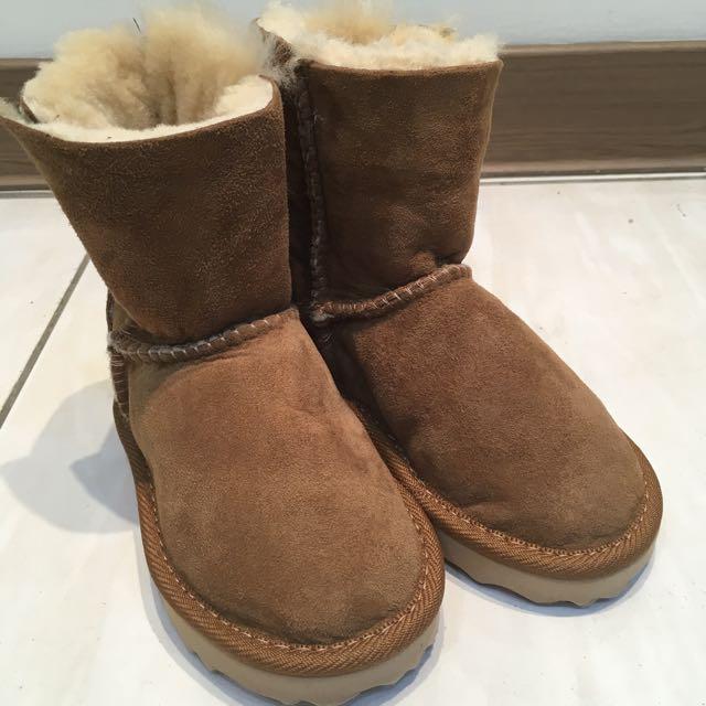 全新✨ 澳洲製 兒童雪靴