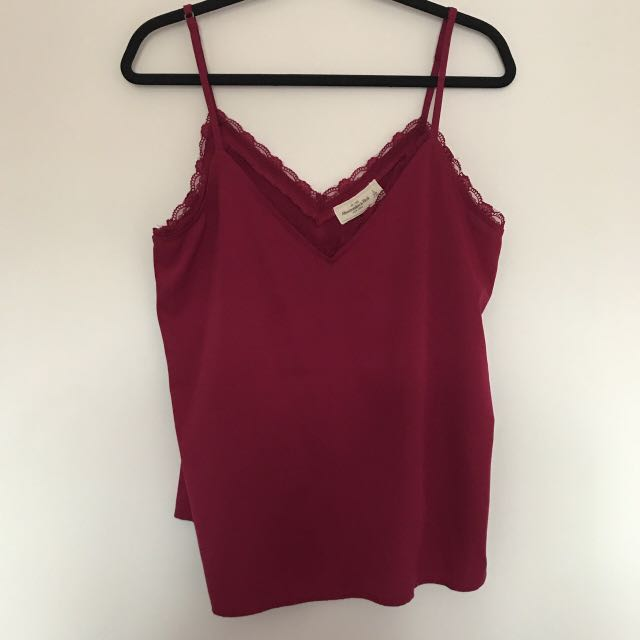 Abercrombie & Fitch Tanks