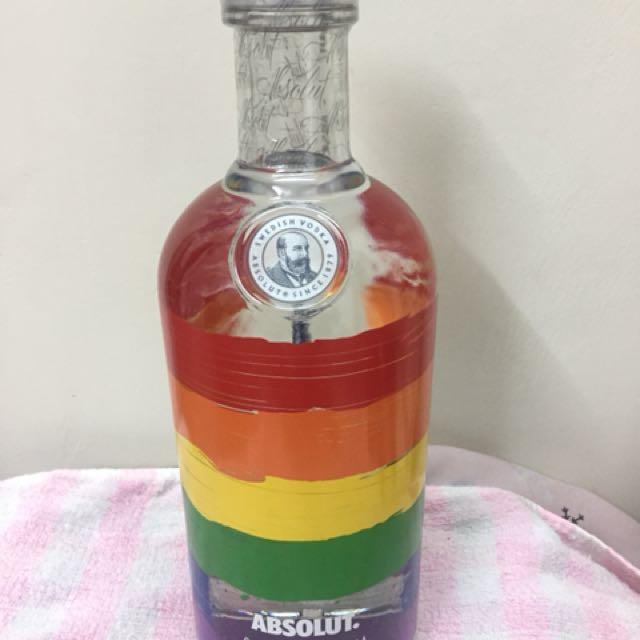 Absolut Vodka Special Edition