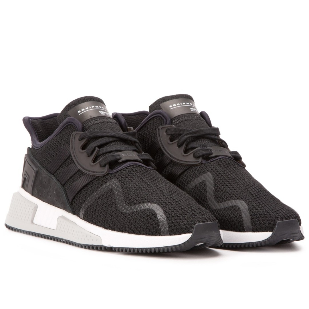 f8777d99ec60 Adidas EQT Cushion ADV - Core Black   White - UK11 (BY9506)
