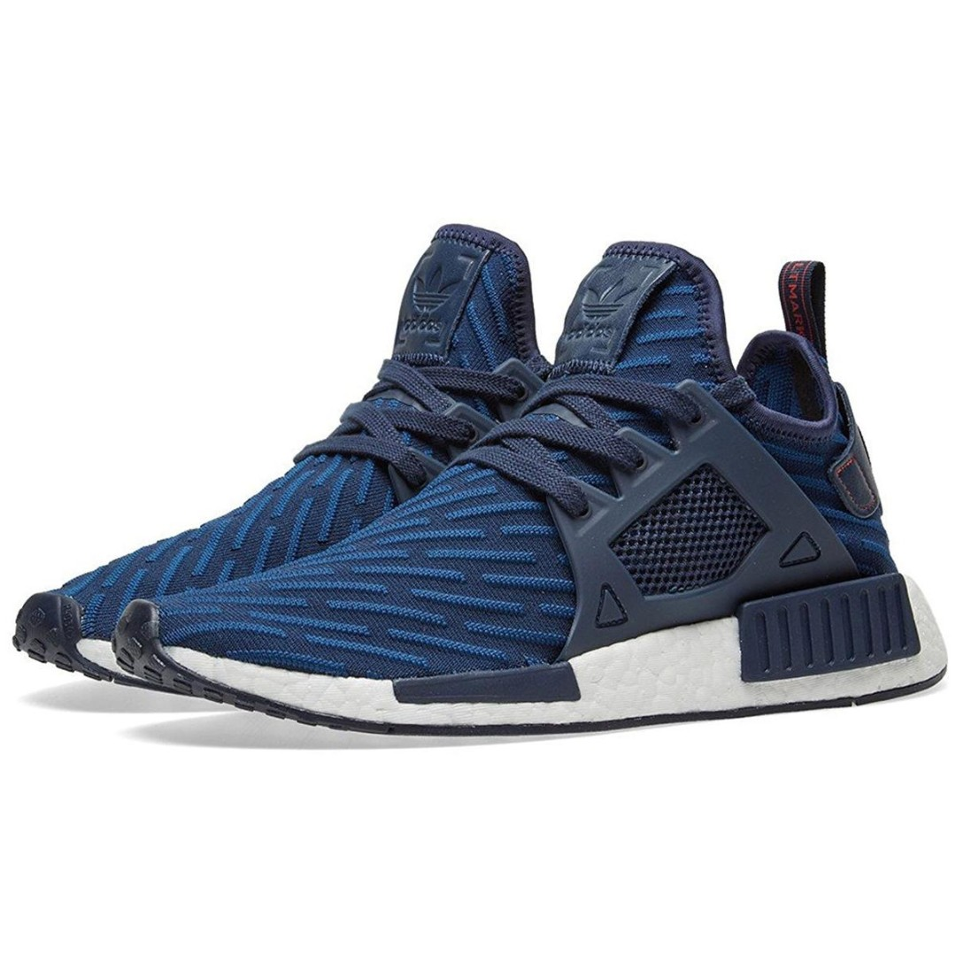 online retailer 3e3aa 29067 Adidas NMD XR1 PK - Collegiate Navy   Core Red - UK11 (BA7215), Men s  Fashion, Footwear, Sneakers on Carousell
