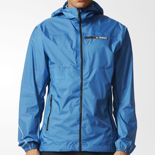 reasonably priced buy online low priced Adidas Terrex Fast Pack 2.5 Layer Jacket, Sports, Athletic ...