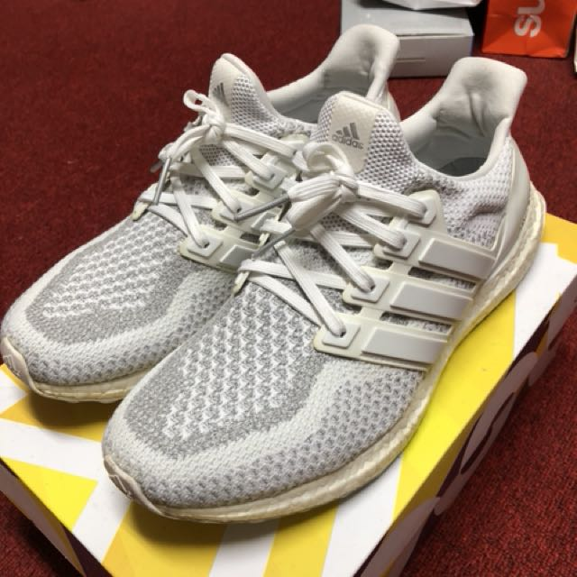 413fb7f6925a7 Adidas Ultra Boost 2.0 LTD 白3M