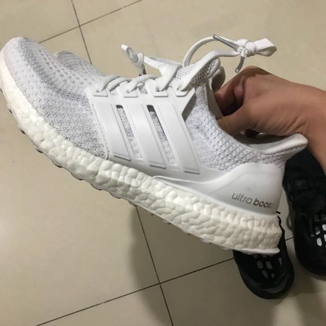 7d7c431f4a1aa Adidas Ultra Boost white 2.0